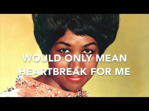 I say a little prayer - Aretha Franklin - Karaoke original key