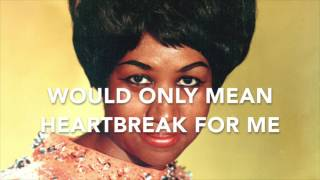 I say a little prayer - Aretha Franklin - Karaoke original key Base...