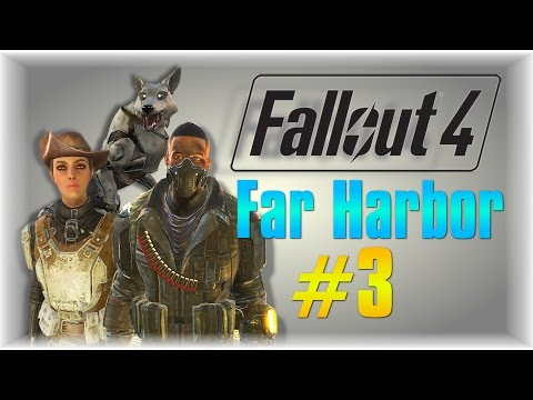 Dogs For Sale!!! - Fallout 4 Far Harbor DLC - #3 - [Blood Tide] [Modded LP]