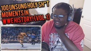 Baixar 100 Unsung Holy Sh*t Moments In WWE History! (Vol. 1) REACTION!!!