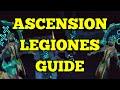 Ascension Legiones Guide - How to Kill all 6 Bosses [Runescape 2015]