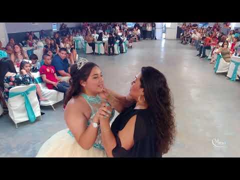 Destanee's Quince- Mother & Daughter Dance