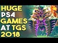 HUGE PS4 Games at TGS 2018 - Death Stranding, Sekiro, Days Gone and MORE Upcoming Games!