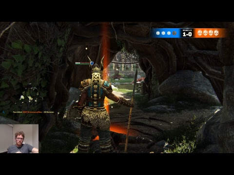 For Honor - Fighting for Odin