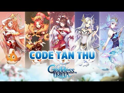 Goddess MUA Giftcode   4 Free Gift Code - New Gift Code Goddess Of MUA