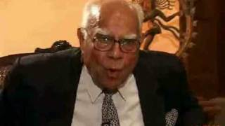Ram Jethmalani slams shameless IBNLive as