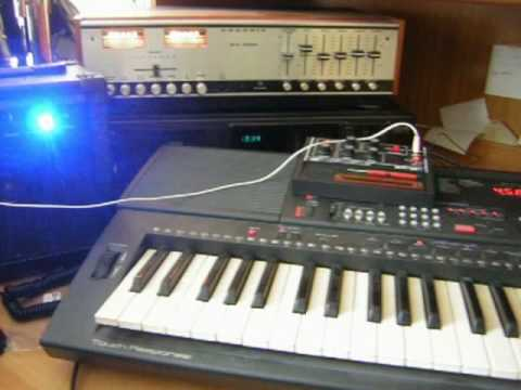 gakken sx 150 yamaha psr 400 just a try youtube. Black Bedroom Furniture Sets. Home Design Ideas