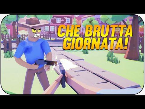 CHE BRUTTA GIORNATA! - Garbage Day ITA