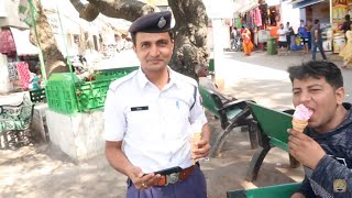 Traffic Police Refused to Take Ice Cream | Last Episode