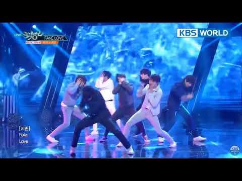 BTS (방탄소년단) - FAKE LOVE [Music Bank COMEBACK /2018.06.01]