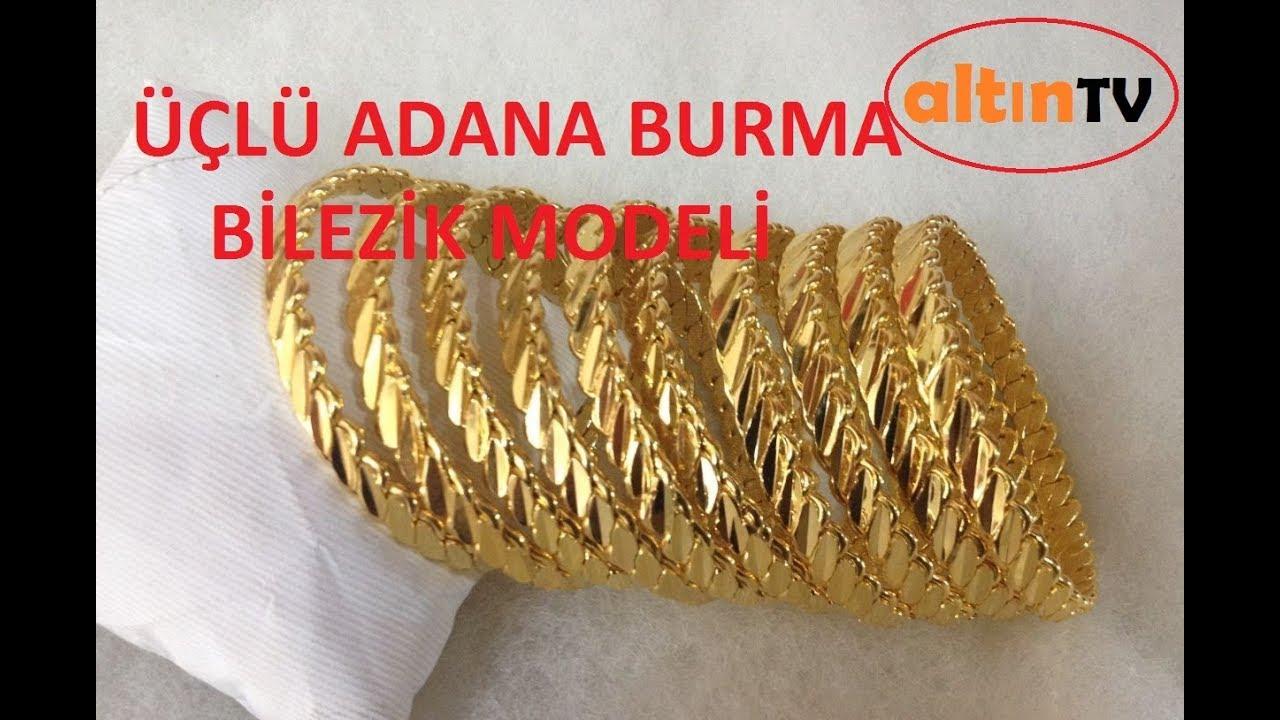 Burma bilezik modelleri