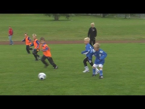 Strindheim Åsvang 2001 på Skandia Cup Mini 2008