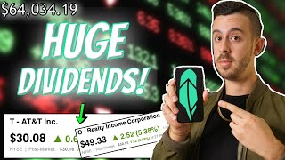 RARE Buying opportunities!  Safe Stocks I'm Buying NOW! Robinhood Dividend Investing 2020