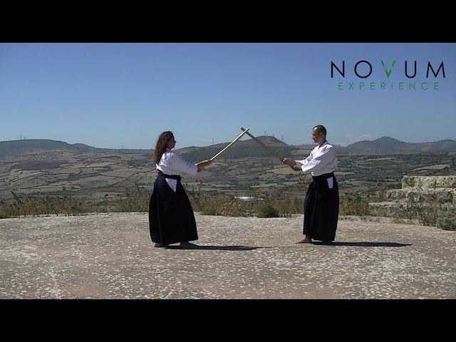 02 Ni no Tachi - Aikido Novum Experience - Kumitachi - 二 の 太刀  - 组 太 刀 - 合氣道 - 合氣剣