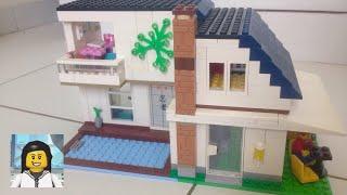 LEGO - Como Construir uma Linda Casa de Lego