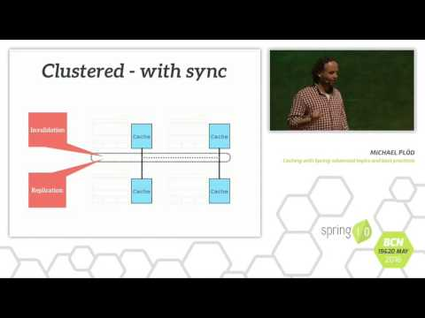 Caching with Spring: Advanced Topics and Best Practices - Michael Plöd @ Spring I/O 2016