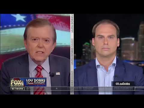Entrevista em inglês de Eduardo Bolsonaro para a Fox (sem legenda)