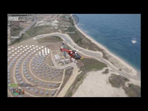 ArmA 3 | Beach/Port Assault NATO Vs. Mother Russia!!!!