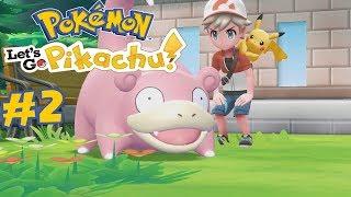 Jens Gennemføre: Pokémon Let's Go Pikachu - Episode 2