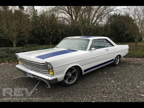 1965 ford galaxie bagged big block youtube. Black Bedroom Furniture Sets. Home Design Ideas