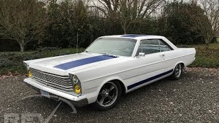 1965 Ford Galaxie... Bagged Big Block