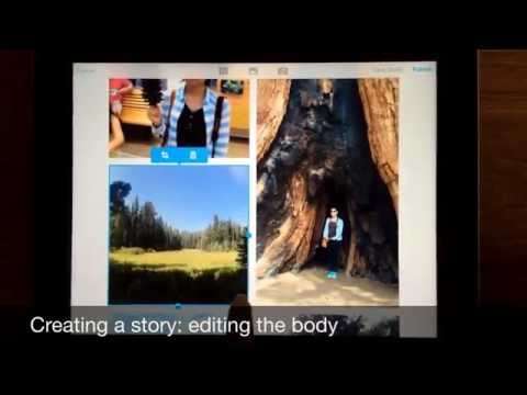 Storehouse Tutorial by Charlotte Lin