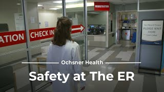 Is it safe to go to the emergency room? - COVID-19 Safety Walkthrough with Charlane Liles, MD