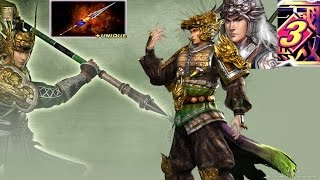 Dynasty Warriors 3 Xtreme Legends- MA CHAO 5TH WEAPON SPECIAL