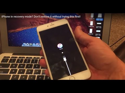 How to recover data from iphone 5s after restore