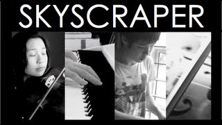 Demi Lovato Skyscraper Instrumental Cover feat Tiffany Chang