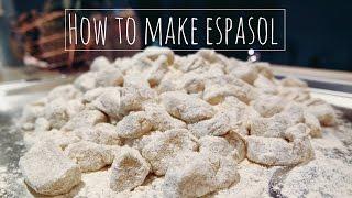 How to make Espasol