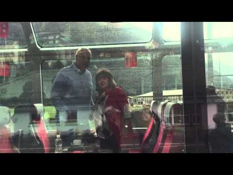 Glacier Express Zermatt to St Moritz