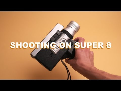 How To Shoot On Super 8 Movie Film