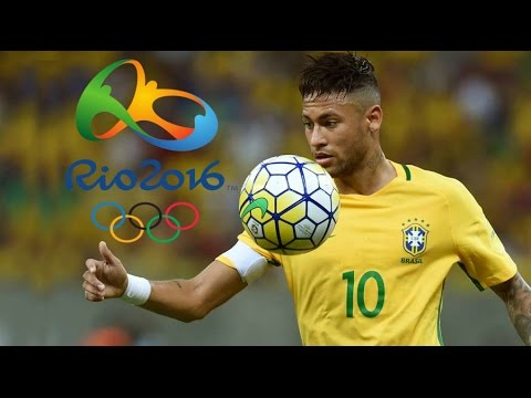 Neymar Jr - Ready for Rio 2016 • Skills & Goals  HD