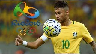 Neymar Jr - Ready for Rio 2016 • Skills & Goals  HD