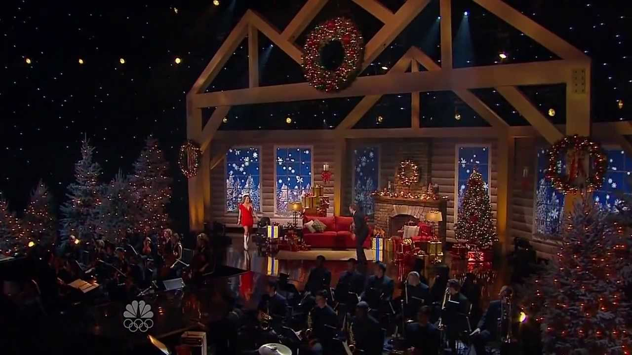 Michael Buble & Mariah Carey - All I want for christmas is you - YouTube