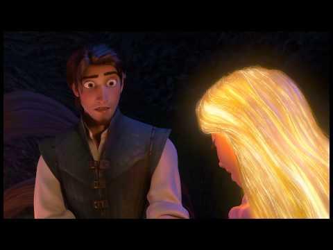 [FullHD] Tangled (Rapunzel) Healing Incantation (thai ver)