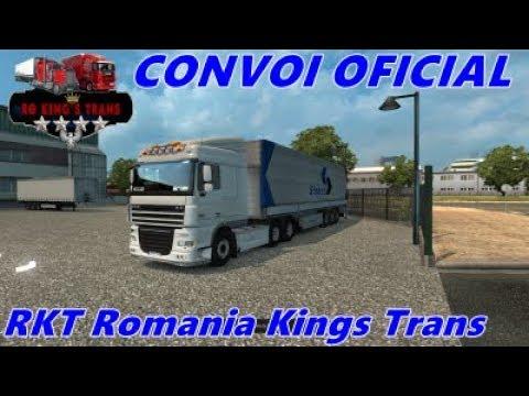 ETS - Romania Kings Trans CONVOY