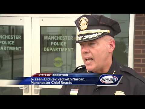 Police chief warns more children could be hurt in opioid epidemic