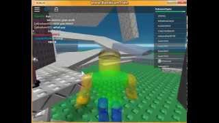 To The Volcano!!! Roblox coop