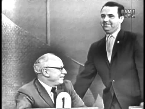 To Tell the Truth - Gin rummy champ; PANEL: Betty Furness, Johnny Carson (Mar 5, 1962)