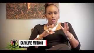 Caroline Mutoko: The Financial Clock