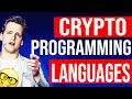 Crypto PROGRAMMING Languages - Programmer explains