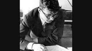 Shostakovich - Piano Concerto No. 2: I. Allegro