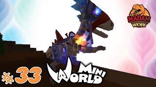 Mini World Block Art | iLMU SAKTi JALAN Di ATAS AiR !! 😍