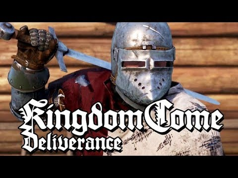 Kingdom Come Deliverance Gameplay German #09 - Der Rotschopf