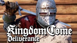 Kingdom Come Deliverance Gameplay German #09 - Der Rotschopf