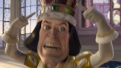 Shrek but only when Lord Farquaad is on screen (OFFICIAL REUPLOAD)