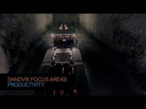 Sandvik Mining and Rock Technology corporate video