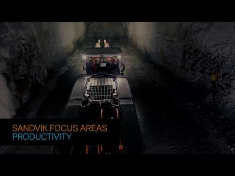 Sandvik Mining And Rock Technology Corporate Video